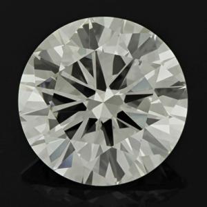 Lab Grown Diamond, G color, VVS1 Clarity!